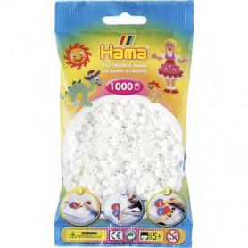 Hama strijkkralen 01 Wit