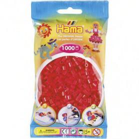 Hama strijkkralen 05 Rood