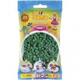 Hama strijkkralen 10 Groen