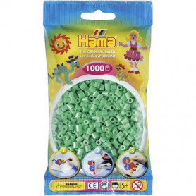 Hama strijkkralen 11 Mint