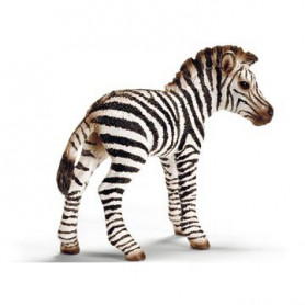 Schleich 14393 Zebra veulen