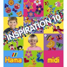 Hama boekje 10
