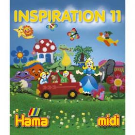Hama boekje 11