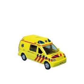 Ambulance pull back