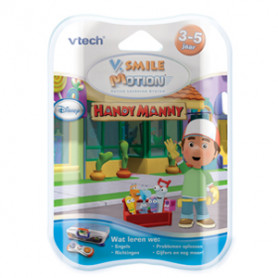 V.Smile Motion Game - Handy Manny