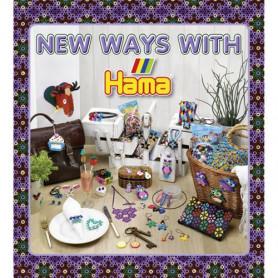 Hama boekje 15 New Ways with Hama