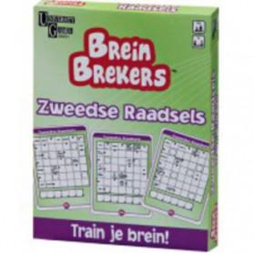 Brein Brekers - Zweedse Raadsels