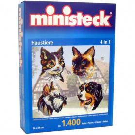 Ministeck 41148 huisdieren 4 in 1