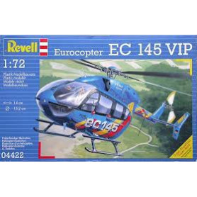 Revell 1/72 Eurocopter EC 145 VIP Helicopter 4422 NIB