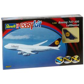 Boeing 747 Lufthansa easyki Revell 06641