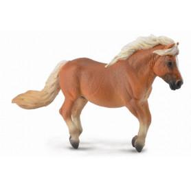 Collecta 88605 Shetland pony kastanje
