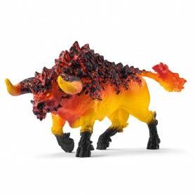 Schleich 42493 Taureau de feu