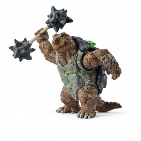 Schleich 42496 Armoured turtle with weapon