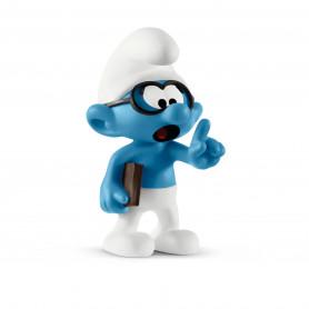 Schleich 20812 Brainy Smurf