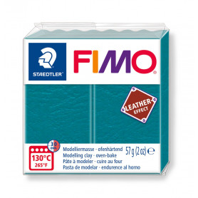 Fimo leather-effect 57 g lagune nr. 369