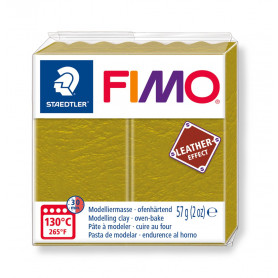 fimo-leather-effect-57-g-olijf-nr-519