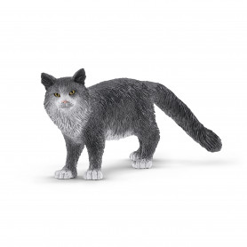 Schleich 13893 Chat Maine Coon
