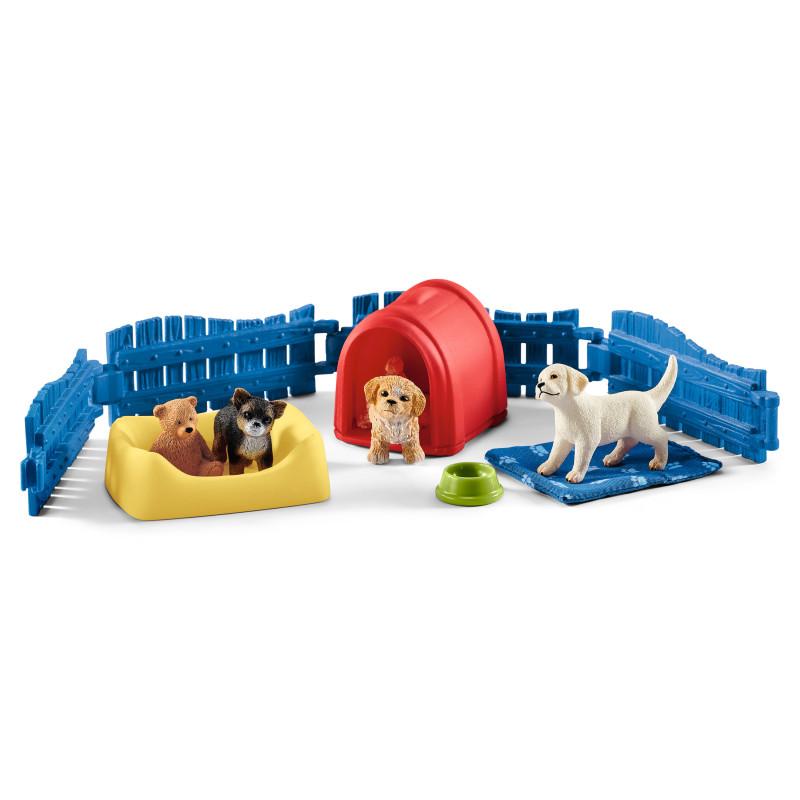 Schleich 42480 Puppy Huis