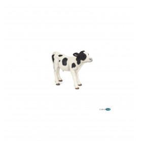 Papo 51148 Vache noire et blanche