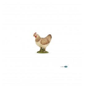 Papo 51159 Rotes Huhn