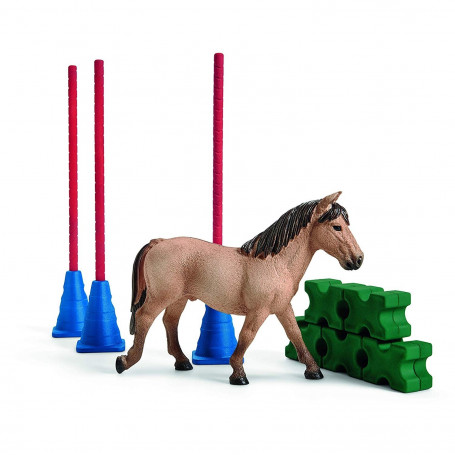 Schleich 42483 Pony Slalom