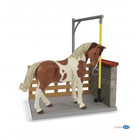 Papo 60116 Paarden wasplaats ( excl. paard )