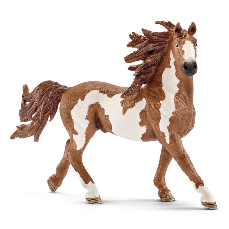 Schleich 13794 Pinto stallion