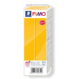Fimo soft no.16 Sun flower 454 gr.