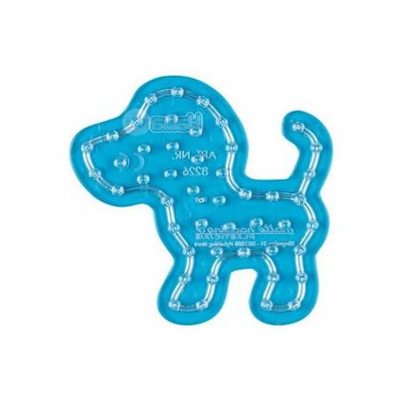 Hama maxi strijkkralen grondplaat kleine hond