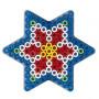 Hama maxi strijkkralen grondplaat ster