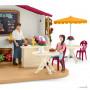 Schleich 42519 Rider Café