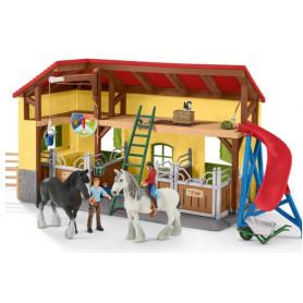 Schleich 42485 Horse stable