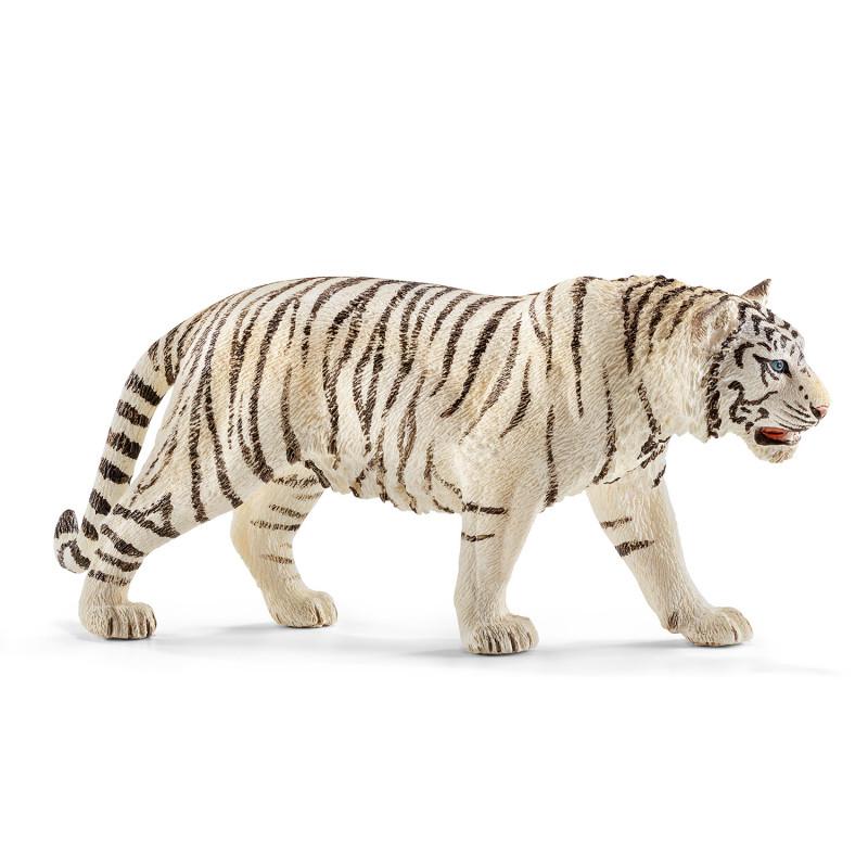 Schleich 14731 Tiger, white