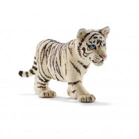 Schleich 14732 Jeune tigre blanc