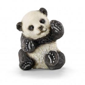Schleich 14734 panda Junges spielend