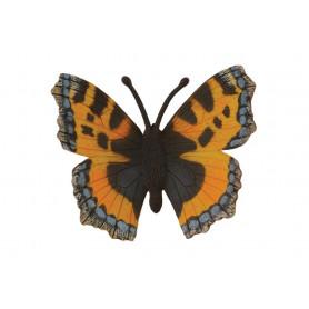 Collecta 88387 Kleine Fuchs Schmetterling