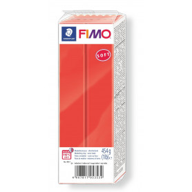 Fimo soft no.24 Indian red 454gr.