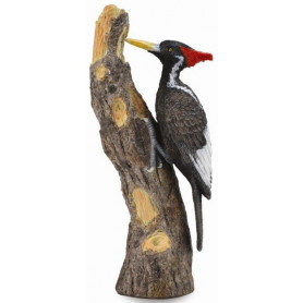 Collecta 88802 Ivory-Billed Woodpecker