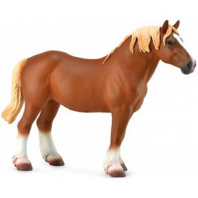 Collecta 88819 Belgisch Trekpaard Merrie