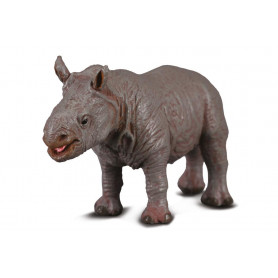 Collecta 88089 Wit Bebe Rhinoceros Blanc