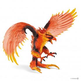 Schleich 42511 Feuer Adler