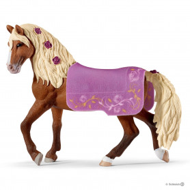 Schleich 42268 Paso Fino stallion horse show