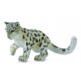 Collecta 88497 Snow Leopard Cub playing