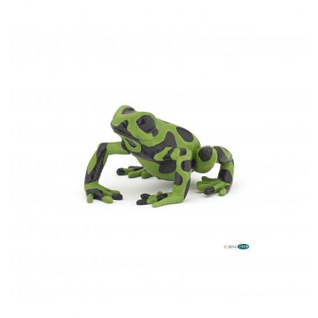 Papo 50176 Equatoriale groene Kikker