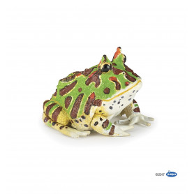 Papo 50220 South American Horned Frog (Pacman Frog)