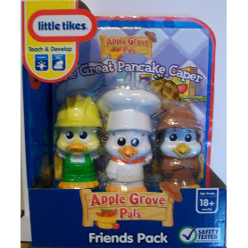 Little Tikes Apple Grove pals Friends pack 2