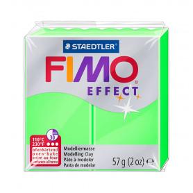 Fimo effect no. 501 Neon Grün