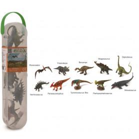 Collecta 3389101 Mini Dinosaurussen Set A (10 stuks)