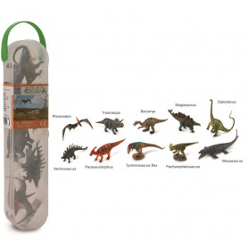 Collecta 3389101 Mini Dinosaurus Set A (10 pieces)