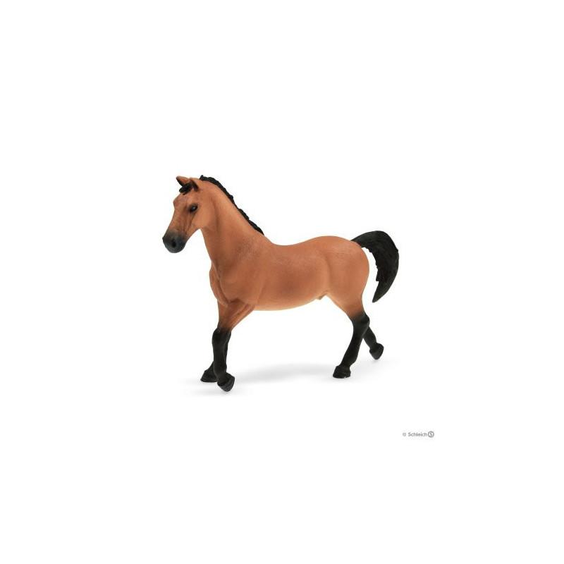 Schleich 72136 Trakehner Hengst ( exclusief paard )